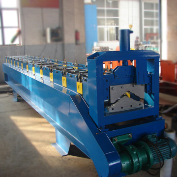 High Tech construction used metal roof ridge cap roll forming machine