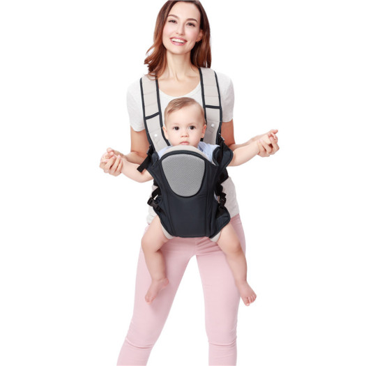 Soft Wide Padded Waistband Baby Carrier