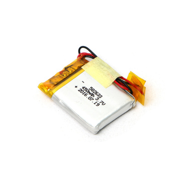 Custom 582633 3.7V 450mAh Lithium Polymer Battery