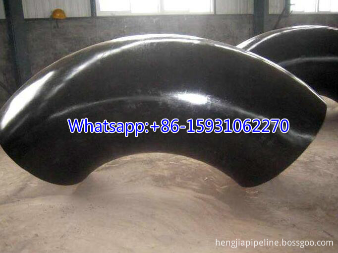 BW welded elbow A234WPB-W