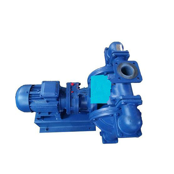 DBY explosion-proof lining fluorine electric diaphragm pump 1