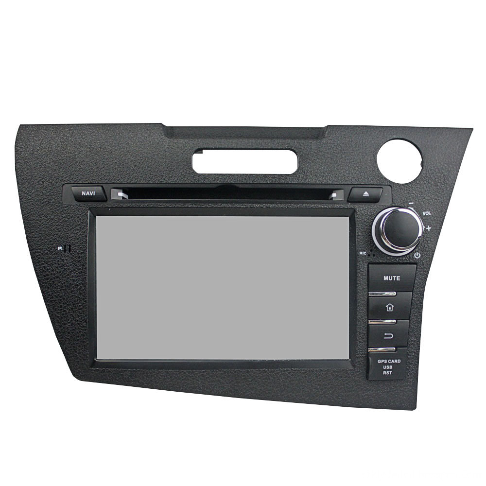 2 din car navigation multimedia system for CRZ