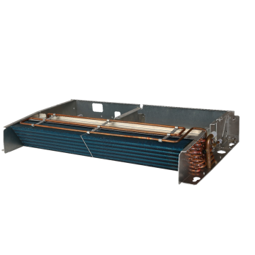 heat exchanger for cold chain transporter