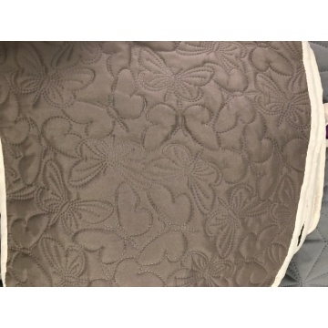 Butterfly Design Ultrasonic Microfiber Fabrics
