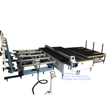 Top Quality  Laminated Glass Cutting Line
