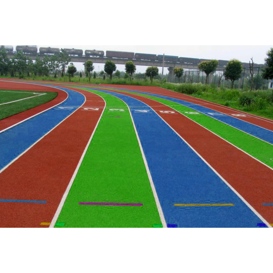 High Quality Polyurethane Glue Binder Adhesive Courts Sports Surface Flooring Athletic Running Track