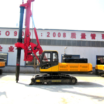 Foundation Boring Pile Drilling Rig Machine