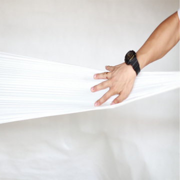 Shrink plastic moistur stretch ceiling film