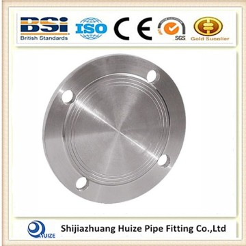 24 galvanised pipe blind flanges