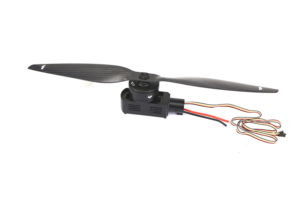 30mm Motor Mount with propeller