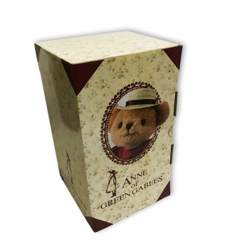 Printed product packaging boxes