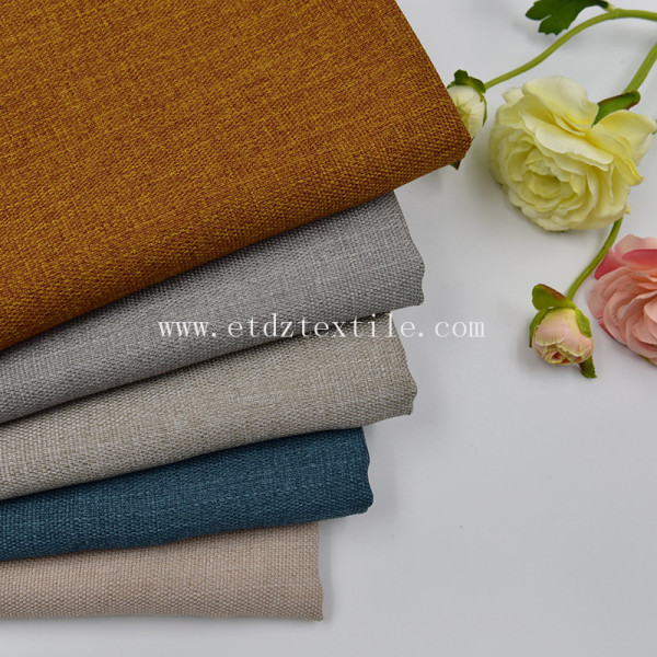 100% Polyester Sofa Household Textile Upholstery furniture fabric