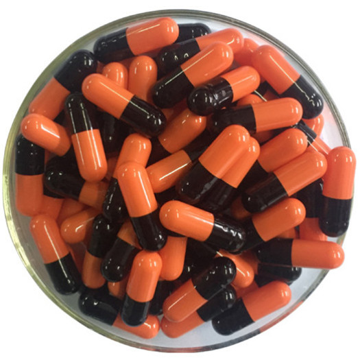 hpmc empty vegetable Capsules shell color capsules