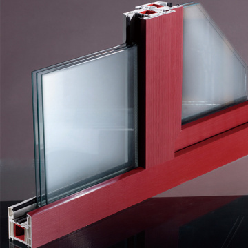 Casement Series uPVC Window Profile
