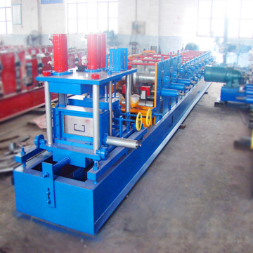 Tile making roll forming machine z purlin