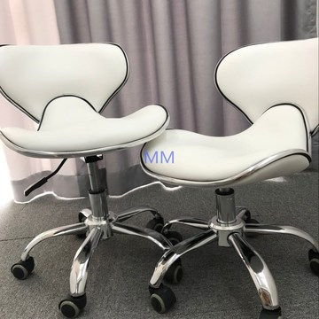 Modern pedicure master chair stool chair with wheel
