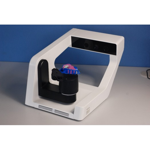 3d dental impression scanner