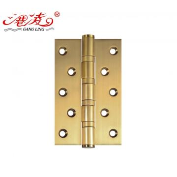 SS finish surface door hinges  5X3X3