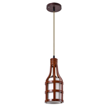 Hot Sell modern wooden Pendant Light