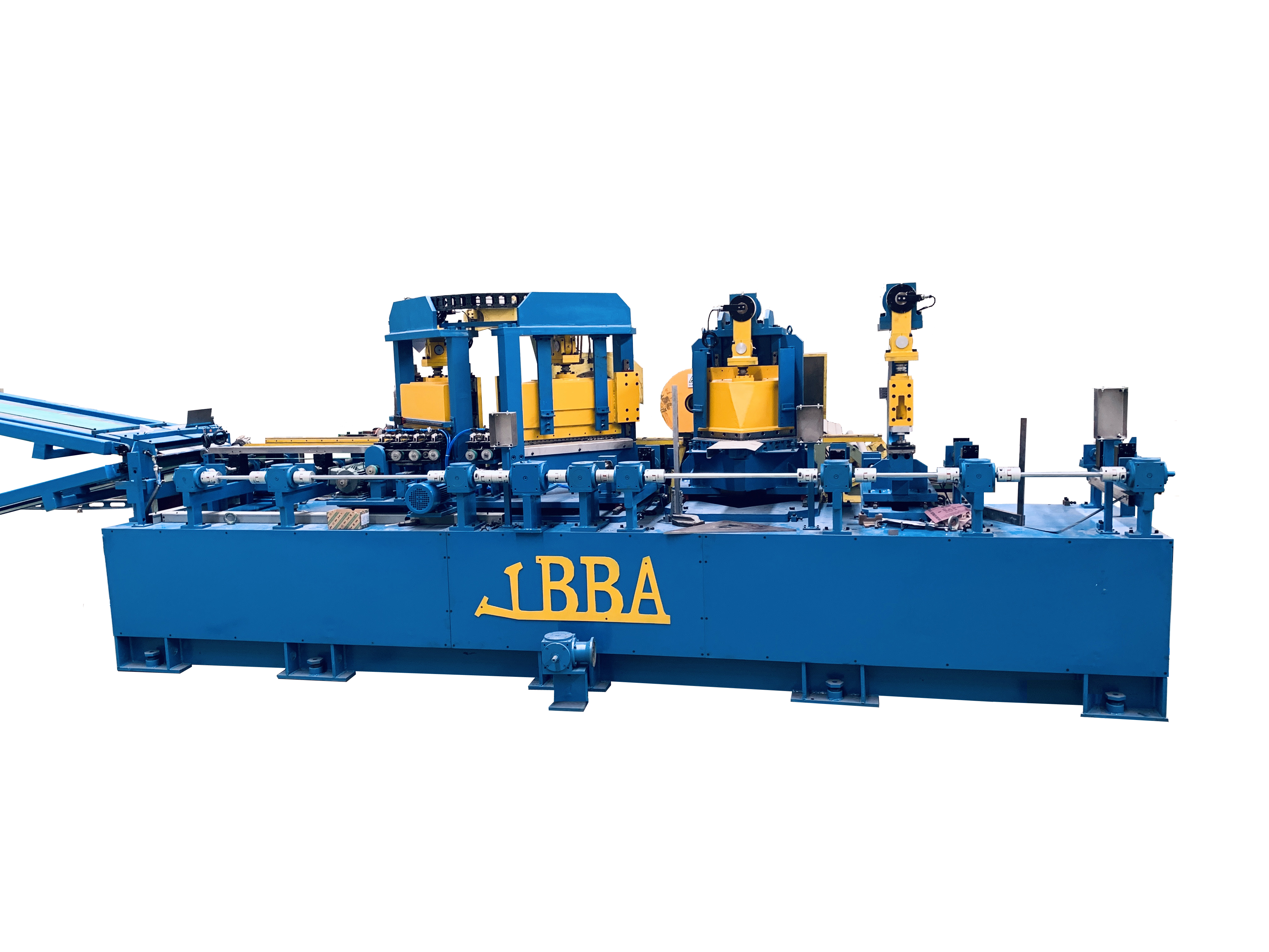 Coil Processing Machinery