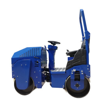 ST1000 vibration construction road roller compactor