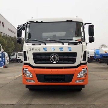 Dongfeng Vacuum Road Sweeper Truck