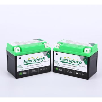 Lithium Motorcycle Start Battery Life