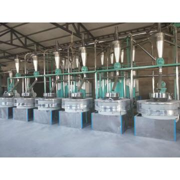 wheat flour milling equipment