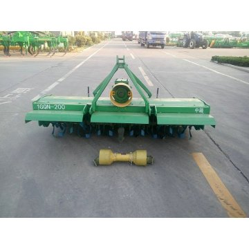 More than 70HP tractor drived rotary cultivator