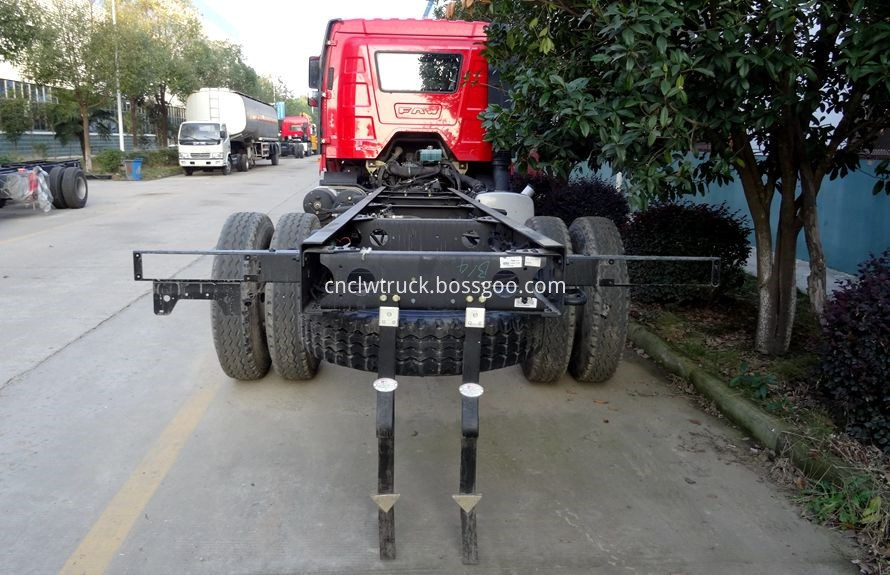 Show Car Hauling vehicle chassis 3