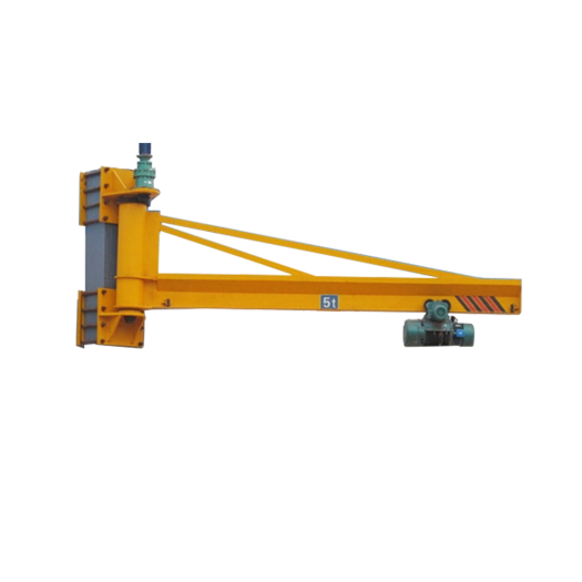 Slewing jib crane 2.5 ton for sale