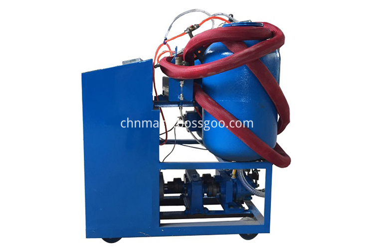 polyurethane spray foaming machine
