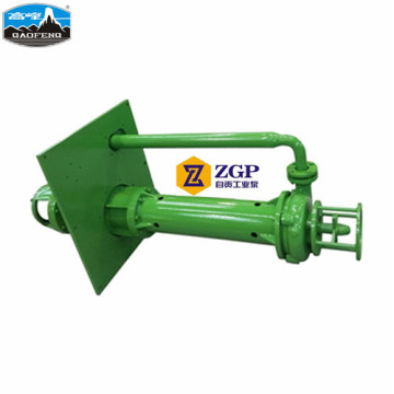 ZLJ Vertical Long Shaft Submerged Sewage Sump Pump