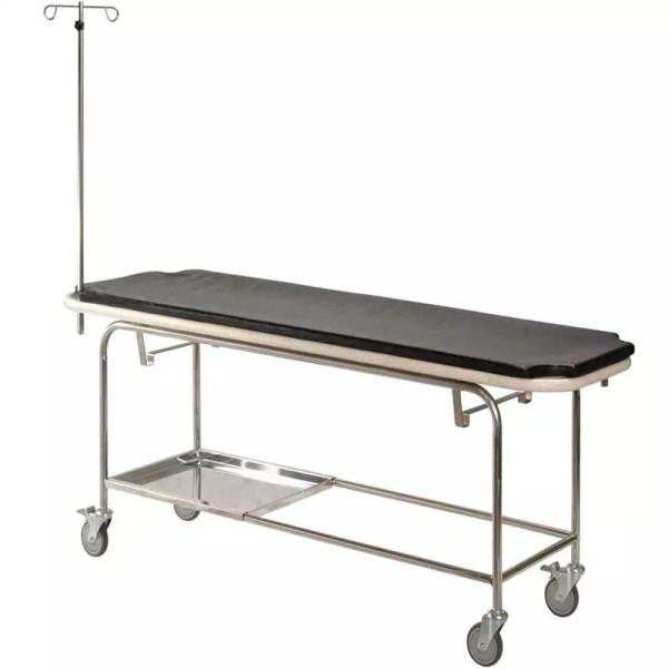 Anti-fire Touch Feeling PVC Leather for Medical Bed