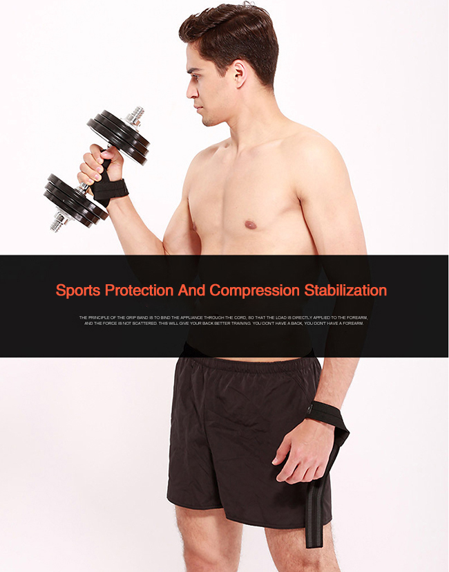 sports protection wrist band