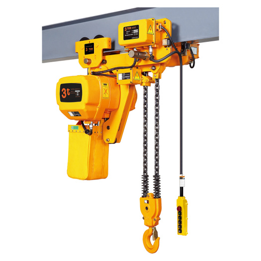 3 ton manual trolley chain hoist for sale