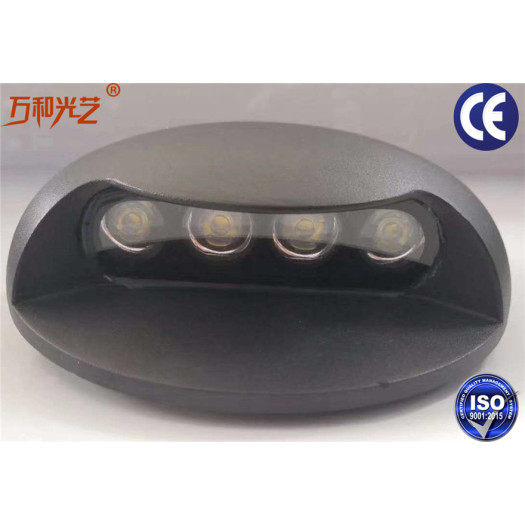 Outdoor waterproof 4W LED Lawn Light