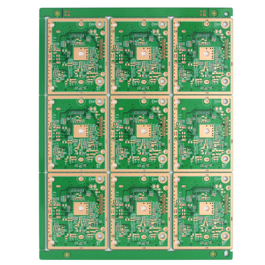 Teaching instrument printed circuit boards
