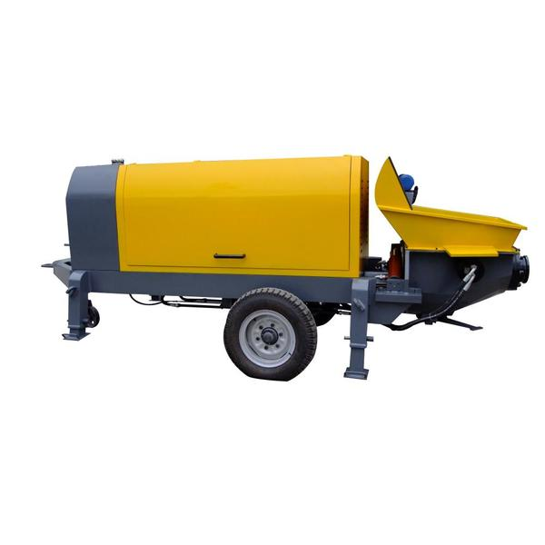Portable Hydraulic Concrete conveying transport pump
