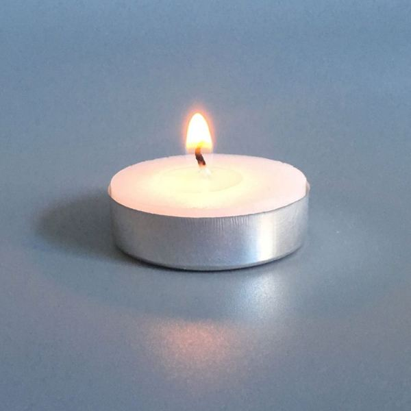 Wholesale Smokeless Paraffin Wax Tealight Candles