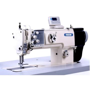 Direct Drive Single Needle Compound Feed Walking Foot Sewing Machine