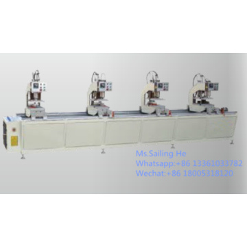 UPVC Window Frame Welding Machine