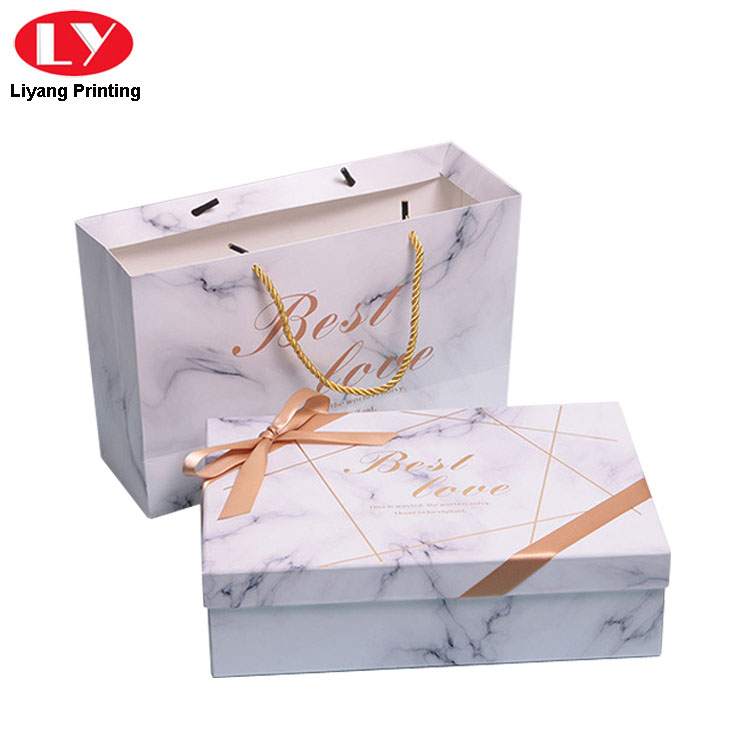 Marble Gift Box