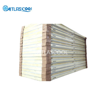 Pu Sandwich Cool Room Insulation Panels