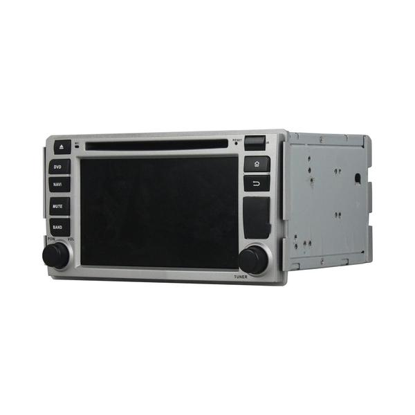 android car dvd player for Santa Fe 2005
