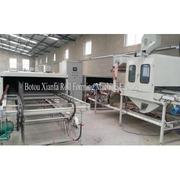 XF Galvanized Steel Sheet Vermiculite Tile Forming Machine