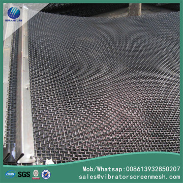 Screen Mesh For Quarrying