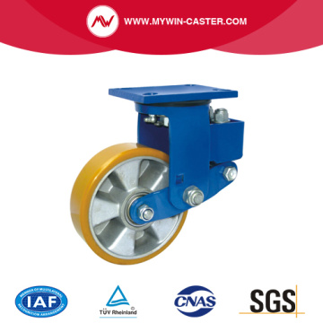 Plate Swivel Shock Absorbing Caster