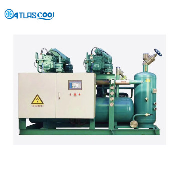 industrial refrigeration cooling system