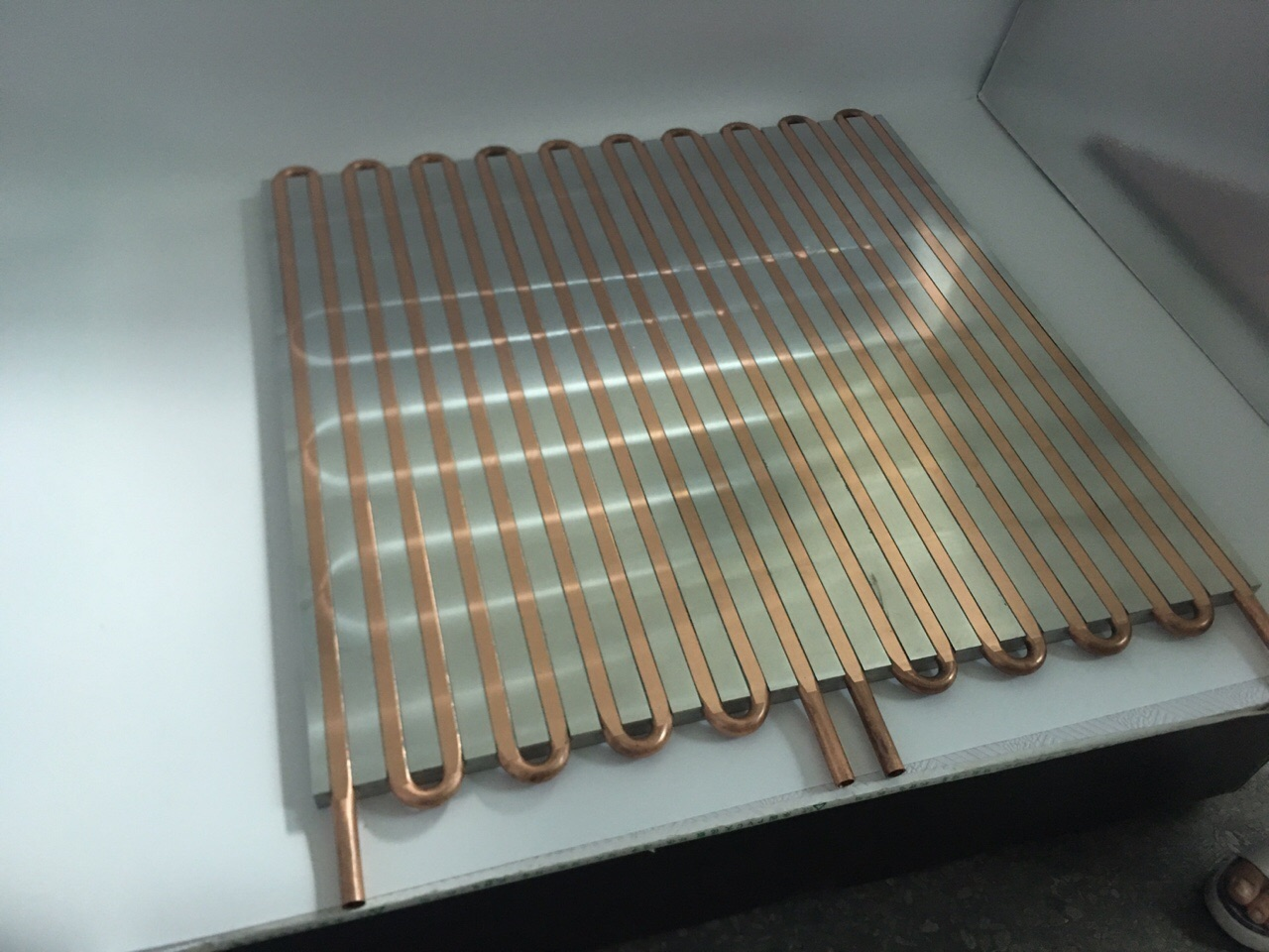 Cold Cooling Plate